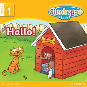 SLIMKOPPE-LEES-HALLO