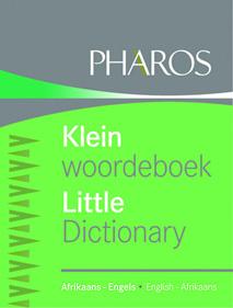PHAROS-KLEIN-WOORDEBOEK-ENGELS-AFRIKAANS