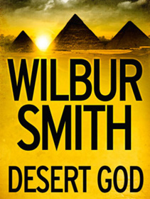 wilbur-smith-desert-god