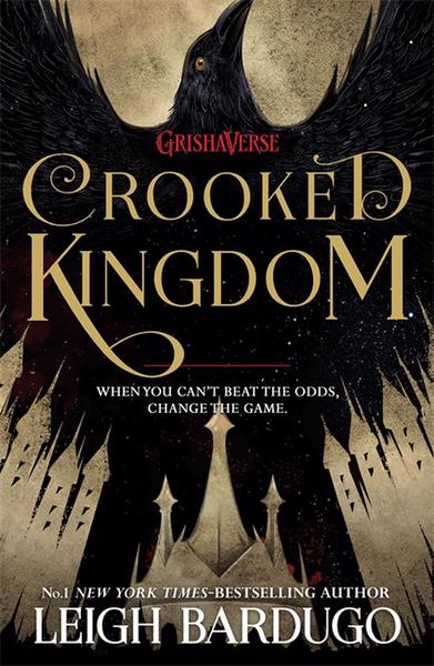 Six of crows Book 2: Crooked kingdom – Estoril Books